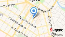 Jvoess на карте
