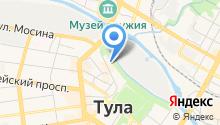 Mega Dance на карте