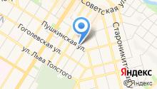 Респект-Тула на карте