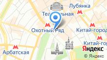 """theDMA (""""ДиЭмЭй"""", Navimind) на карте"""
