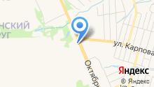 СМАРТ-Т на карте