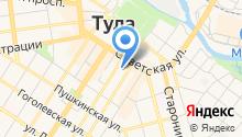 IT Test на карте