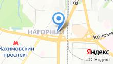 Центральный научно-исследовательский геологоразведочный институт цветных и благородных металлов, ФГУП на карте