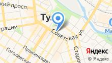 Levi`s на карте