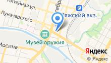 Детский оздоровительный центр Утёнок  на карте