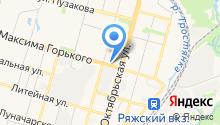 стройпрофсервис на карте