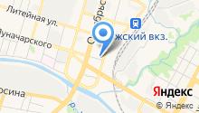 АВАРКОМ71 - Служба аварийных комиссаров на карте