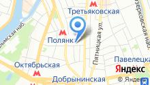 Центральное агентство арбитражных управляющих на карте