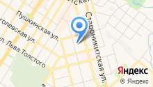 Каргласс на карте
