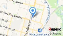 Gsm-мастер на карте