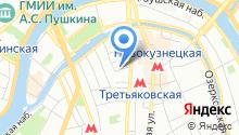 Центральное Экспертное управление на карте