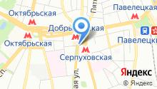 Центральное Агентство Воздушных Сообщений на карте