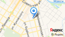 Тульская телефонная справочная по товарам и услугам на карте