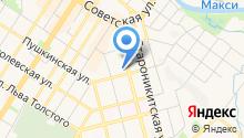 GSM71 на карте
