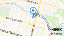 алакс на карте