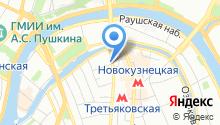 Эскалад на карте