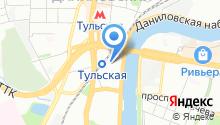 Эска на карте