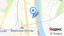 Эс-Си-Эм Инжиниринг на карте