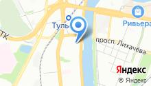 101.ru на карте
