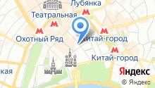 ТИС Интернешнл на карте