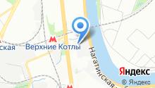 Эскапринт на карте