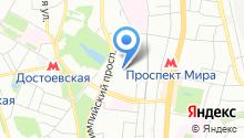 #SEKTA на карте