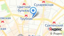 5Fit на карте