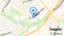 СКАЛОДРОМ Х4 на карте