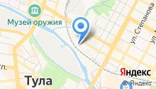 Технокрафт на карте