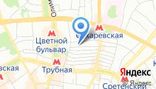 ЯН-РОН на карте