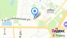 2Dcomp на карте