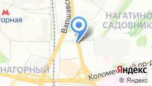 Цветочная база №1 на карте
