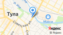 АМО на карте