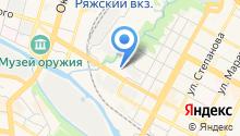 Finebar на карте