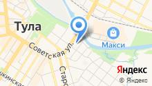 строительная компания абсолют- строй на карте