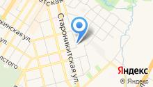 Альфа СП на карте