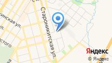 AWT на карте