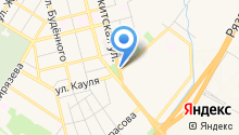 Rapido Экспресс на карте