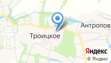 Психиатрическая больница №5 на карте