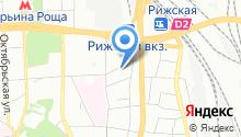 101flora.ru на карте