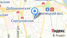 2 отдел полиции УВД на Московском метрополитене на карте