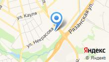 Авто-Тон на карте