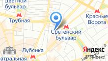 Московский Международный Центр Перевода на карте