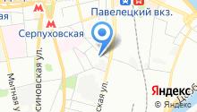 1С-СофтКлаб на карте