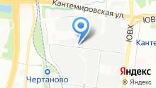 ВЕЛЕСДОКА на карте