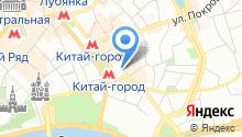 Медицинский центр Управления делами Мэра и Правительства Москвы, ГУП на карте