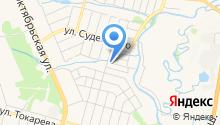 КУРЬЕРСКАЯ СЛУЖБА ОЛИМП ВОЛДАЕВ В.А. на карте