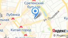 ЮрVIP на карте
