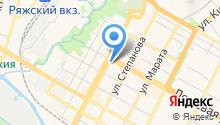А-детальКа на карте