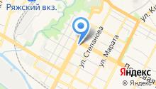 А-ДЕТАЛЬ-ТУЛА на карте